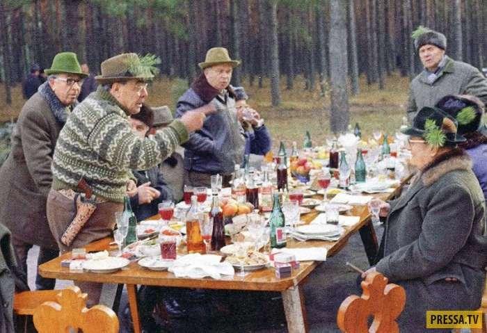 Кремлевская кухня: любимые блюда советских лидеров (17 фото)