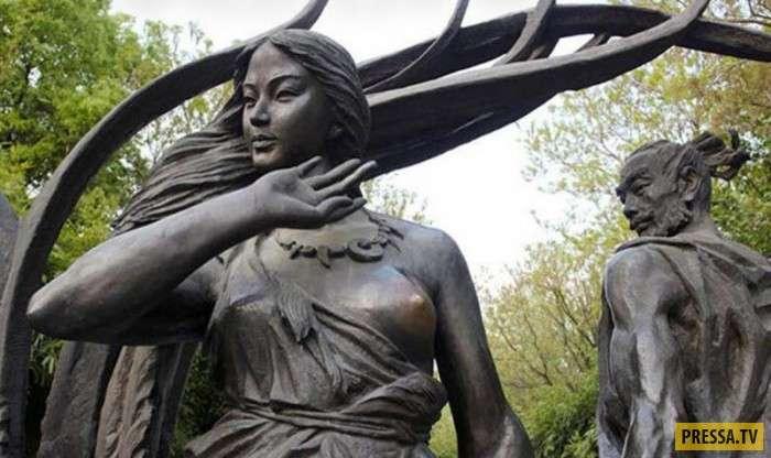 Топ 10: Самые известные в мире статуи, приносящие удачу (10 фото)