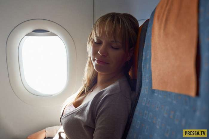 Почему опасно засыпать при взлете самолета