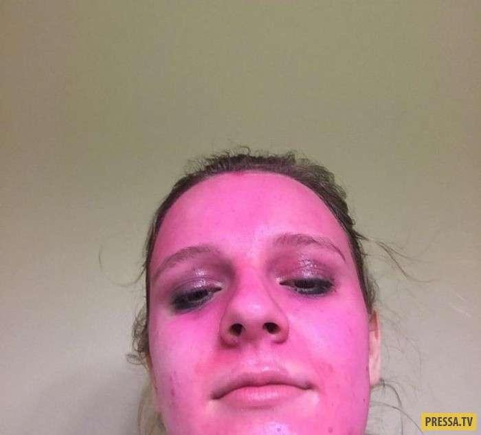 """""""Розовая пантера"""": о чем она только думала? (4 фото)"""