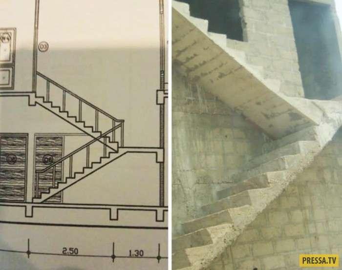 Горе-инженеры – свежая подборка строительных -шедевров- (20 фото)