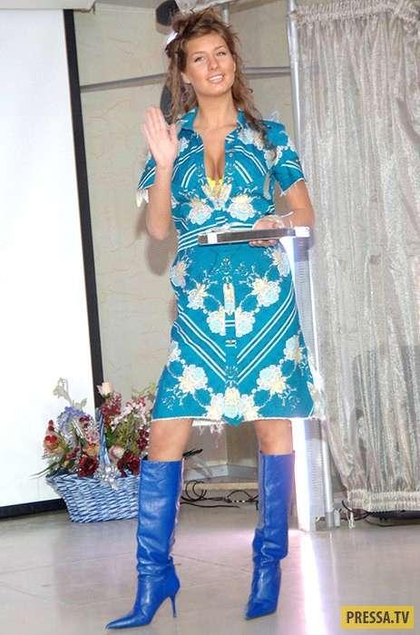 Как с годами менялась Кети Топурия (22 фото)