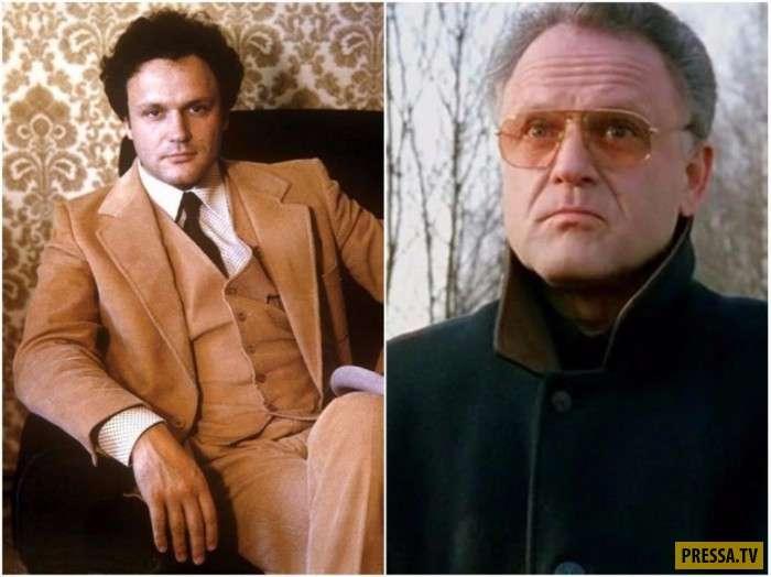 Последние роли великих советских актеров (9 фото)