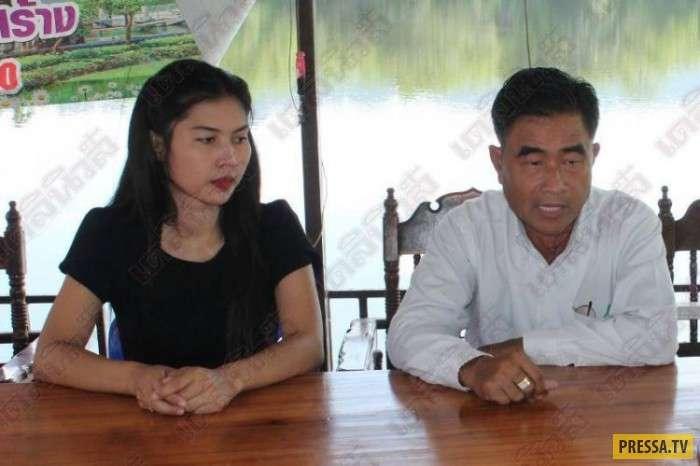 Мне не нравятся женщины старше – они много ругаются, говорит Tambon Prasert у которого 120 жен (3 фото)