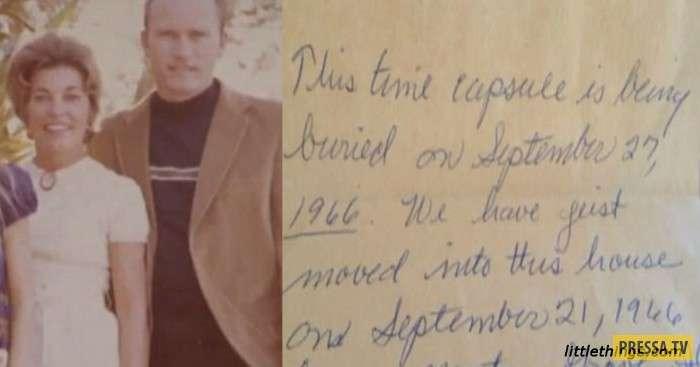 В Аризоне муж получил письмо от жены, погибшей 38 лет назад (12 фото)