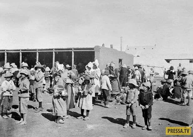 Первые концентрационные лагеря в ЮАР за 41 год до Холокоста (11 фото)