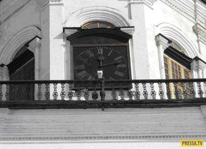 """Загадочная Невьянская """"падающая"""" башня на Урале (6 фото)"""
