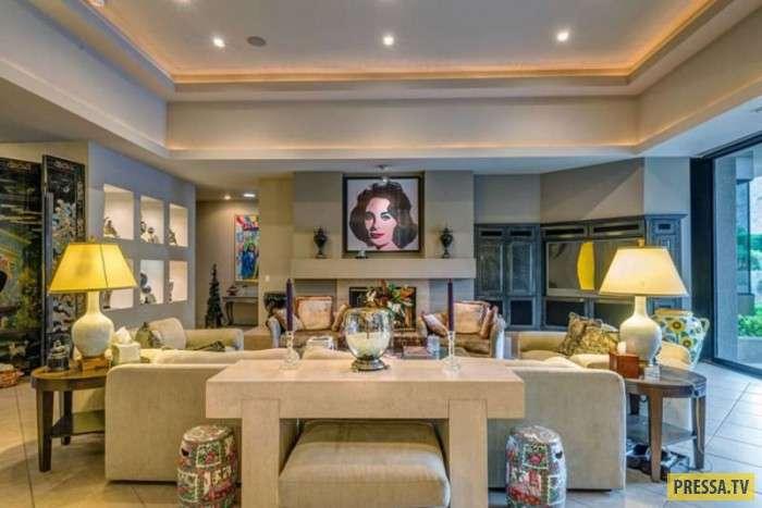 Если есть деньги и желание, можно снять для отдыха дом, где жили знаменитости (8 фото)