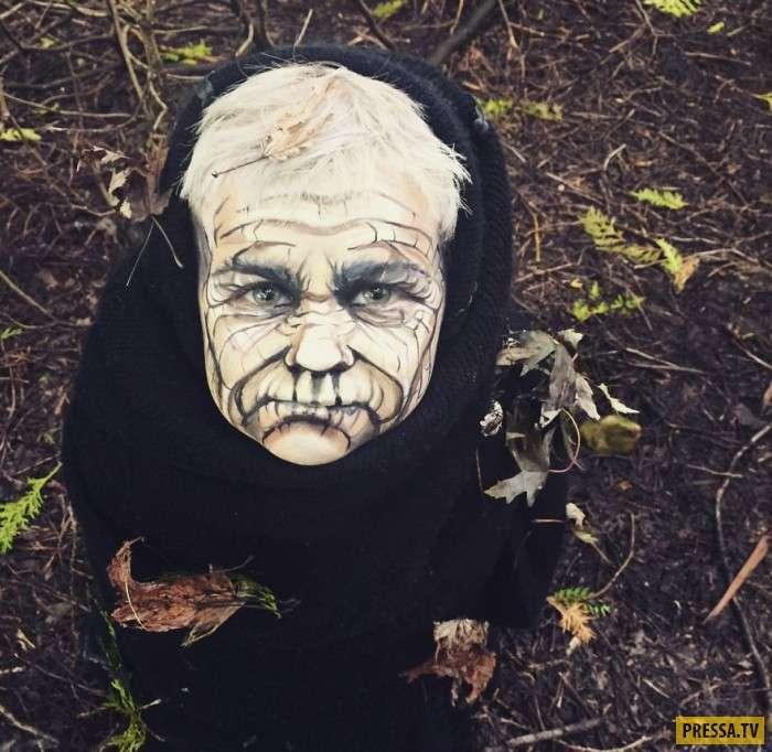 Родители превратили детей в настоящие кошмары (15 фото)
