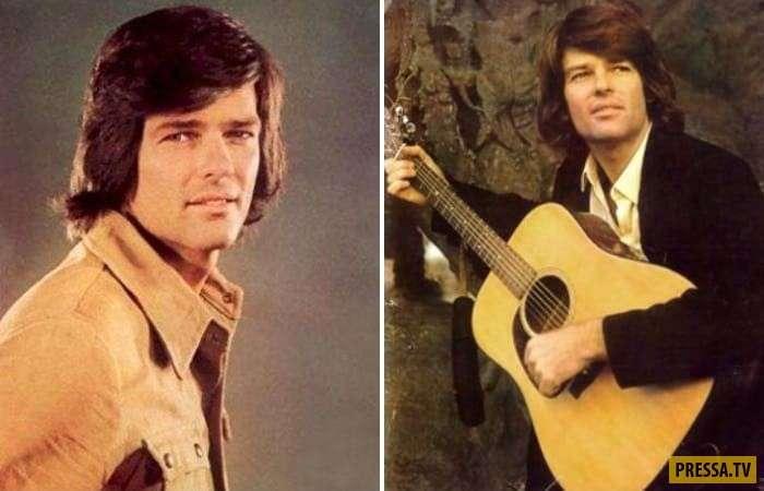 Таинственная смерть самого популярного в СССР американского певца Дина Рида (12 фото)