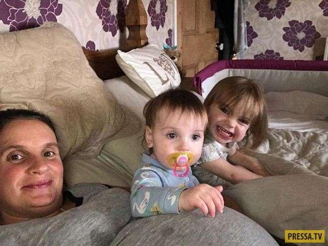 Многодетная мать из Великобритании родила 20-го ребенка (11 фото)