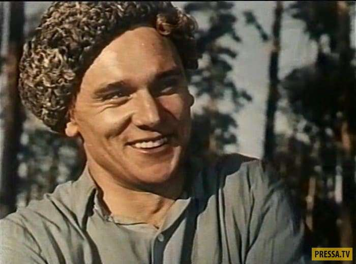 Известные советские актеры, имевшие проблемы с законом (12 фото)