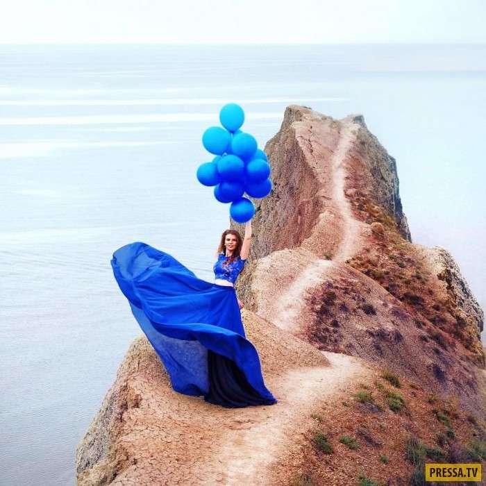 Удивительные автопортреты из разных уголков нашей планеты (45 фото)