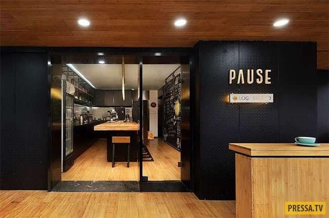 Вы обязательно захотите зайти в это кафе, пребывая в Китае (12 фото)
