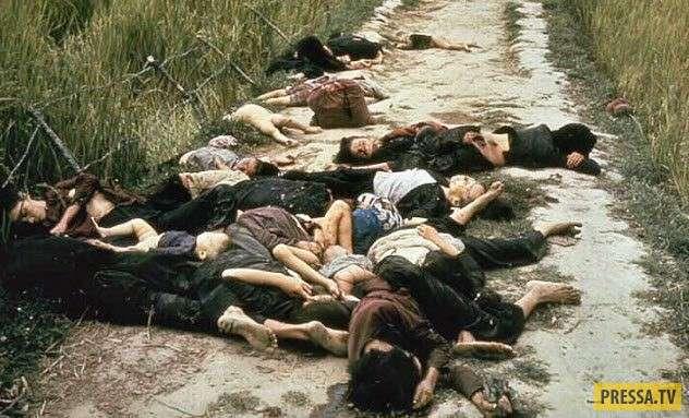 ТОП-10 случаев, когда журналисты рисковали жизнью (10 фото)