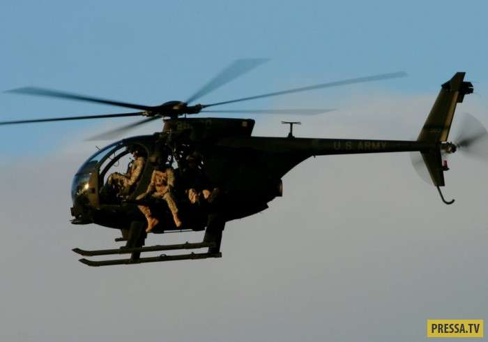 Интересные фотографии с учений и боевых действий армии США (58 фото)