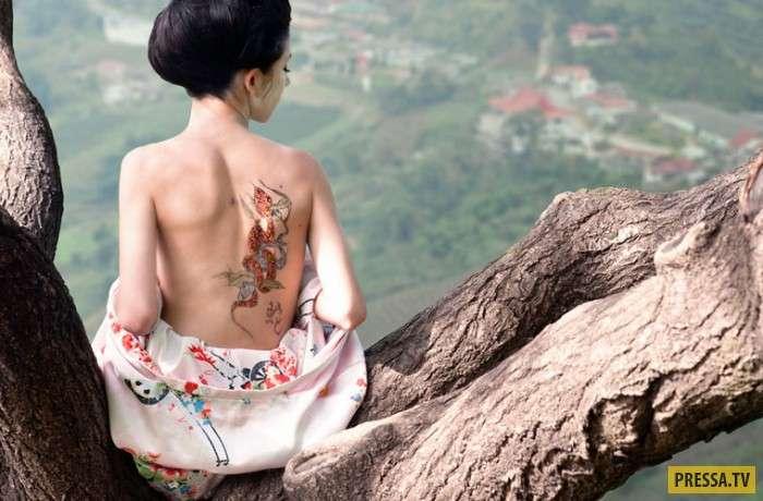 Татуировки опасны!