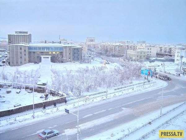 ТОП-8 городов в мире с экстремальными условиями для жизни (8 фото)