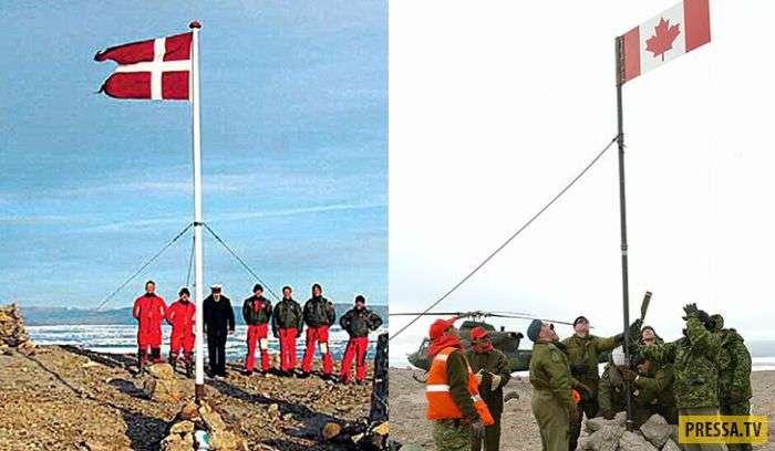 """Война виски: за что """"воюют"""" Канада и Дания (5 фото)"""