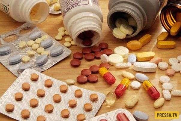 ТОП-10 лекарств которые, неизвестны или не продаются за границей