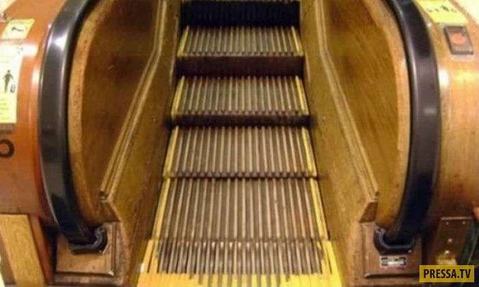 Топ 10: Самые необычные в мире эскалаторы |(10 фото)
