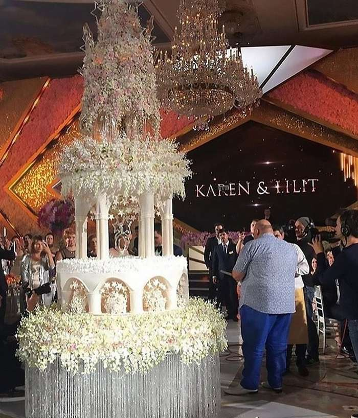 Армянский миллиардер женит младшего сына: такого шика вы еще не видели!