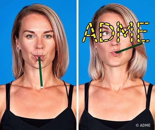 8действенных упражнений, чтобы похудело лицо