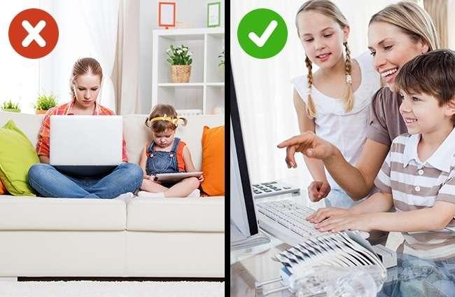8способов вырастить детей, которые будут независимы отгаджетов