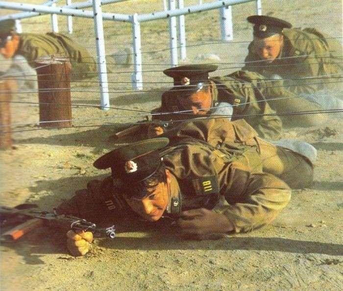 Советские пограничники-36 фото-