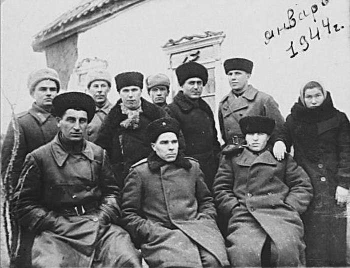 Советская кавалерия в годы Великой Отечественной войны-54 фото-