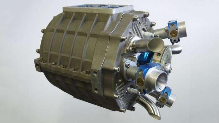 Самый странный двигатель, который вы когда-либо видели-3 фото + 3 видео + 1 гиф-