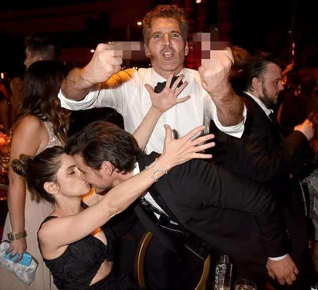 Как герои -Игры престолов- веселятся на вечеринках-16 фото-