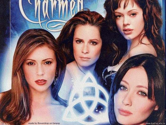 Любимые сериалы начала 2000-х-15 фото-