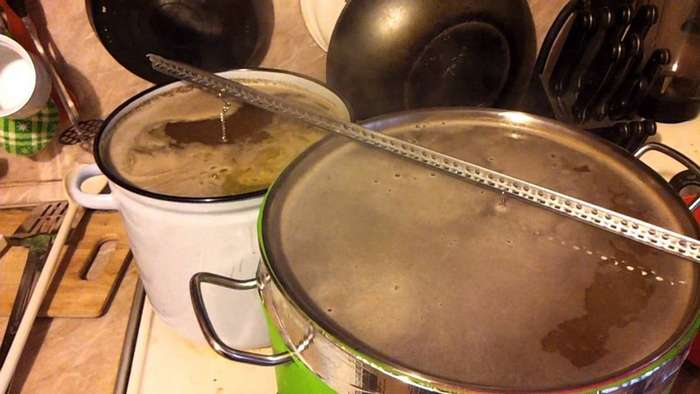 Приготовление сусла в домашних условиях 156