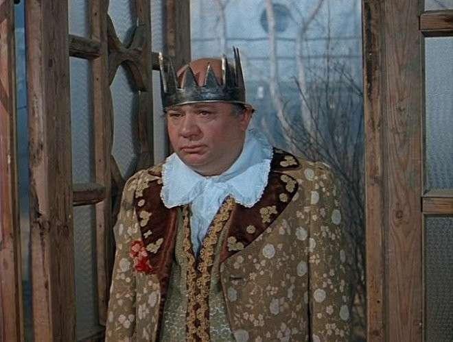Евгений Леонов. 10 главных ролей. В День рождения-11 фото-