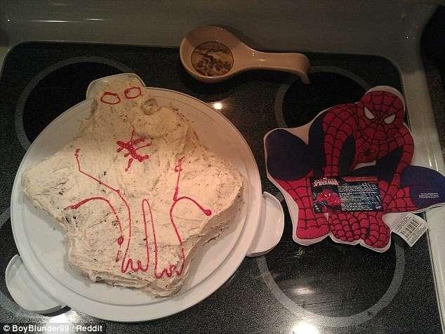 Торт своими руками реальность