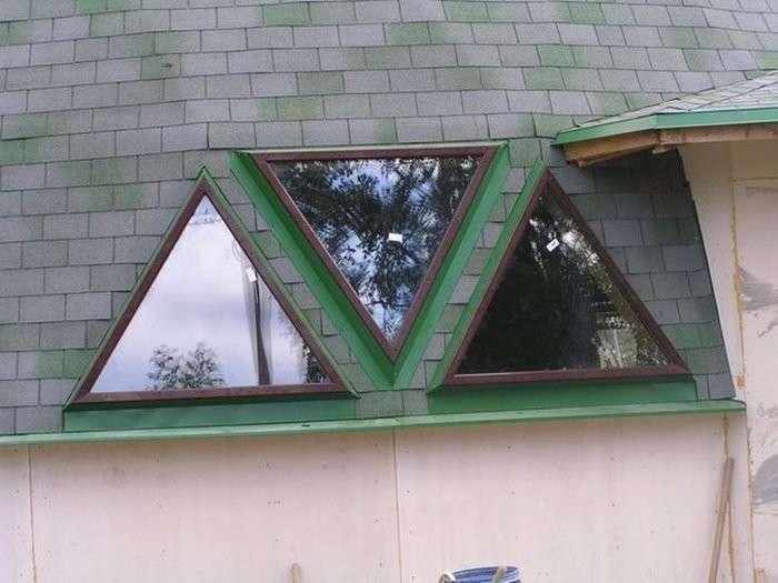Как самостоятельно построить купольный дом-23 фото-