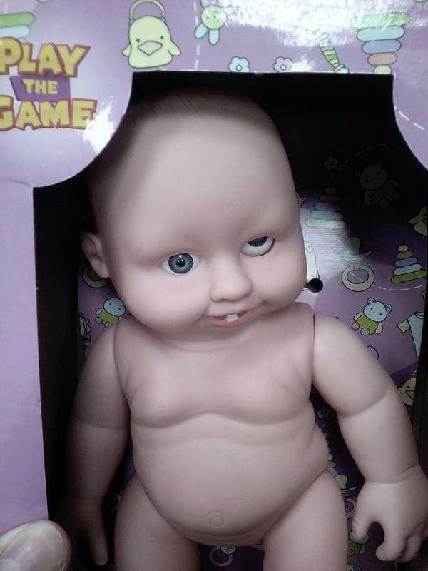 Детские игрушки из Китая, которые могут нарушить психику вашего ребенка-20 фото-