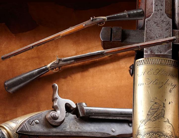 Малоизвестная альтернатива огнестрельному оружию-5 фото-