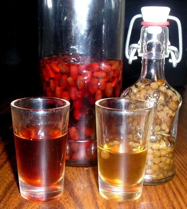 Спирт на кедровых орешках рецепт в домашних условиях 162