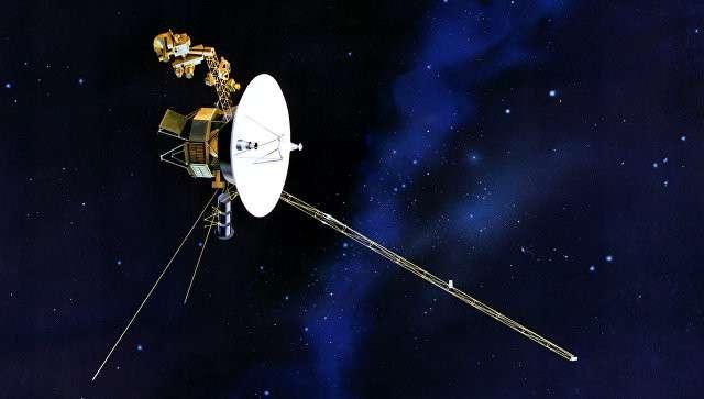 -Voyager- улетел 40 лет тому назад и не вернется-2 фото-