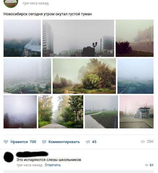 Смешные комментарии и высказывания из социальных сетей-35 фото-