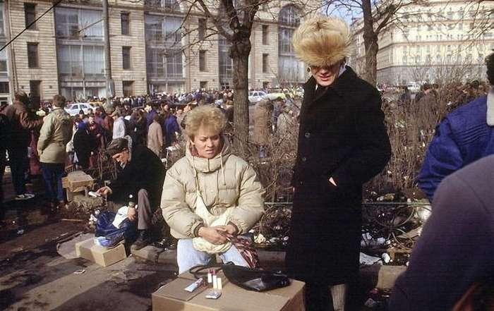 Чудесный 1992 год, в котором торговали и выживали-8 фото-