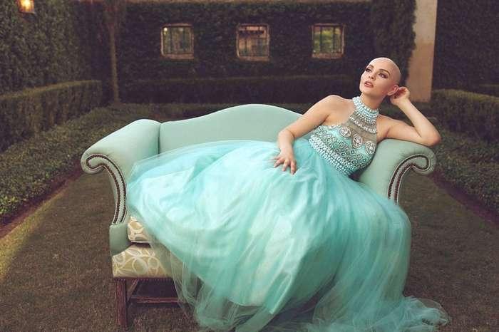 Спустя год после потери волос из-за рака, девушка вернулась и она полностью преобразилась-23 фото-