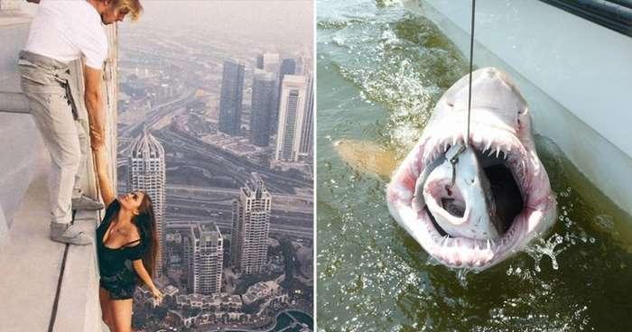 15 реальных фотографий, которые кажутся явным фотошопом-16 фото-