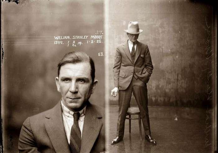 Преступники, матёрые и не очень, периода -Великой депрессии--20 фото-