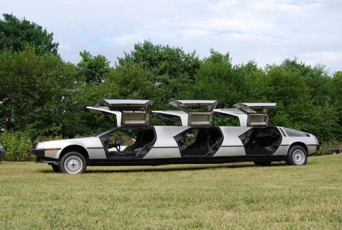 Суперкары в лимузиновых костюмах-13 фото + 1 видео-