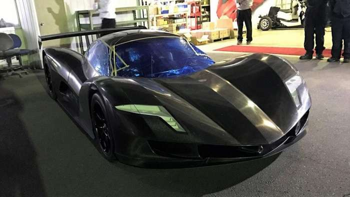 Японская -СОВА- станет быстрейшим суперкаром на планете-10 фото-