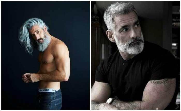 Они дадут фору любому юнцу: 15 зрелых мужчин-моделей-16 фото-