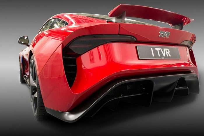 Новый спорткар TVR Griffith: чего не хватило российскому олигарху?-16 фото-